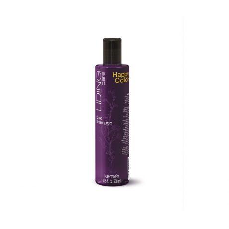 Happy Color Cold Shampoo – шампоан против жълти оттенъци