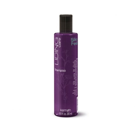 Silky Feel Shampoo – шампоан за копринено гладки коси