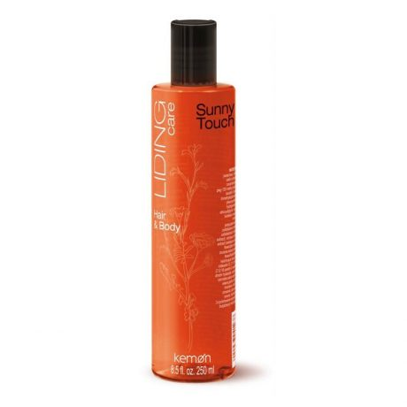 Sunny touch Hair&Body – шампоан за коса и тяло за слънце