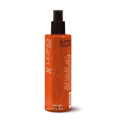 Sunny Touch Magic Spray – двуфазен защитен спрей за коса