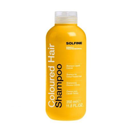 Шампоан за боядисани коси Sol.fine Colour Shampoo, 350/1500мл