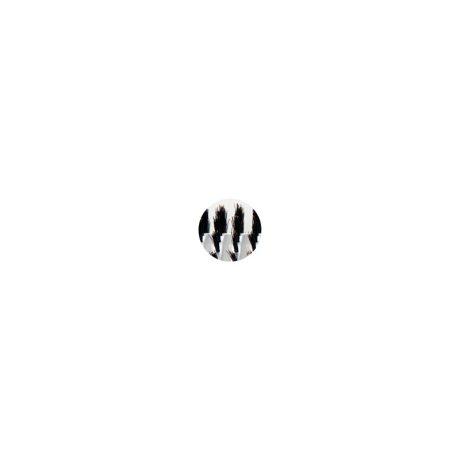 Професионална кръгла керамична четка със 100% естествен косъм OLIVIA GARDEN, D.22, D.32, D.45мм