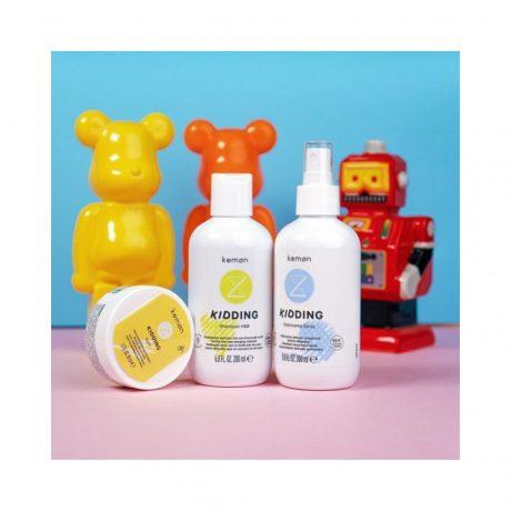 Kidding shampoo H&B – шампоан за деца за коса и тяло