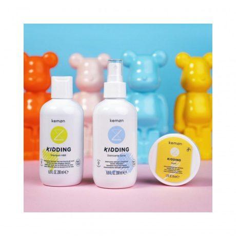 Kidding Gum – вакса за оформяне на детски коси