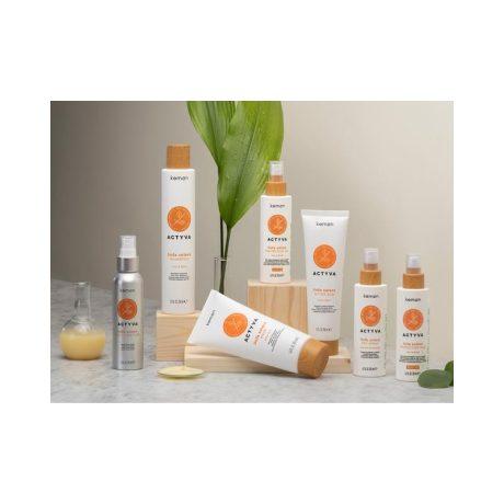 Linfa solare protection oil – слънцезащитно олио за коса и тяло