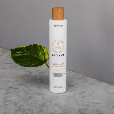 Actyva bellessere shampoo 250 ml bolli ambientata