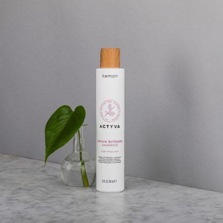 Actyva colore shampoo 250 ml bolli ambientata