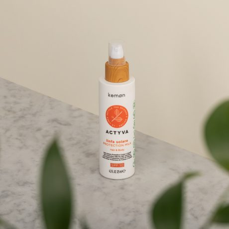 Actyva linfa solare protection milk 125 ml bolli ambientata