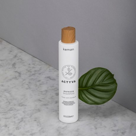 Actyva purezza shampoo 250 ml bolli ambientata